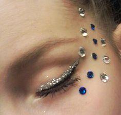 Cheerleading makeup ✿