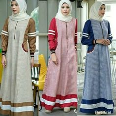 Fn Slafina maxy Rp. 90.000 material : ballotely mix katun size : allsize fit L  Informasi dan pemesanan hubungi kami SMS/WA +628129936504 atau www.ummigallery.com  Happy shopping   #jilbab #jilbabbaru #jilbabpesta #jilbabmodern #jilbabsyari #jilbabmurah #jilbabonline #hijab #Kerudung #jilbabinstan #Khimar #jilbabterbaru #jilbab2018 #jilbabkeren #jilbabmodis #bajumuslim #gamis #syari #maxidress #maxi #atasanwanita #atasanmuslim Moslem Fashion, Arab Fashion, Big Girl Fashion, Womens Fashion, Street Hijab Fashion, Fashion Outfits, Muslim Long Dress, Abaya Designs, Mode Hijab