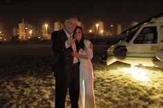 Instantáneas íntimas de una familia de Presidentes, los Kirchner