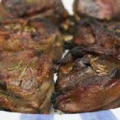 Grilled Venison Backstrap 40 venison recipes