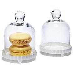 Miniature Glass Bell Jar