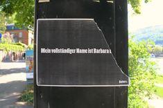 Streetart-Künstlerin Barbara verändert Verbotsschilder in Heidelberg - Bild 11 - SPIEGEL ONLINE - Panorama
