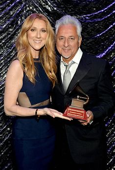 Singer Celine Dion and Lifetime Achievement recipient Humberto Gatica attend the 2015 Latin Recording Academy Special Awards during the Latin. Celine Dion, Future Husband, Role Models, Love Her, Awards, The Incredibles, Singer, Actresses, Collection