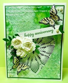 MIX121_TLC521_TCC36 Happy Anniversary by Julie Gearinger - Cards and Paper Crafts at Splitcoaststampers
