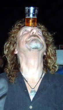 - Robert Plant of Led Zeppelin showing off some of his other skills - #music…