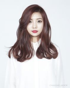 Bold Wave Perm by Chahong Ardor Long Hair Cuts, Wavy Hair, Her Hair, Korean Hairstyle Long, Korean Haircut Long, Korean Long Hair, Permed Hairstyles, Pretty Hairstyles, Asian Hair