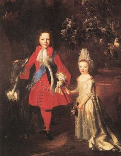 18de eeuwse kindermode.
