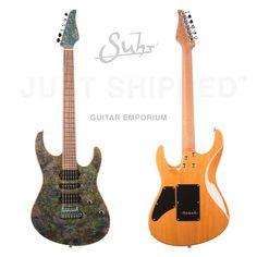 Suhr Custom - Guitars