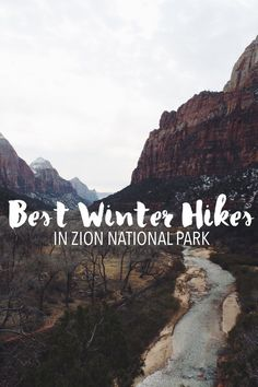 Best Winter Hikes in