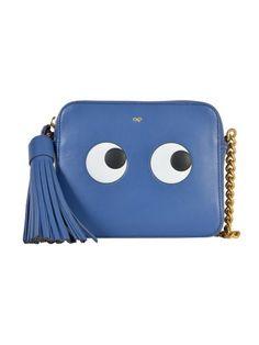 ANYA HINDMARCH Anya Hindmarch Eyes Crossbody. #anyahindmarch #bags #shoulder…