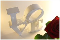 erhältlich hier: http://de.dawanda.com/shop/anavlis ,  Holz, Valentinstag, Love, Liebe, Dekoration, Buchstaben, Schriftzug, Letters, DaWanda, Silvi K. ,