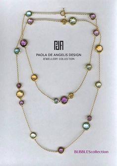 BUBBLE collection...... PaolaDeAngelis Design handMADEit<3 https://www.facebook.com/PaolaDeAngelisDesign/