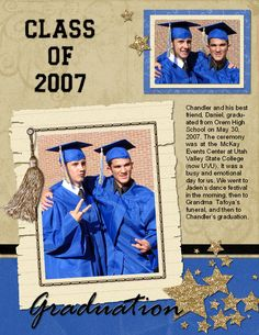 Graduation - Scrapbook.com