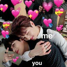 Memes Apaixonados Bts 19 New Ideas Kdrama Memes, Kpop Memes, K Pop, Love In Korean, Heart Meme, Memes In Real Life, E Dawn, New Memes, Relationship Memes
