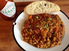 Delicious Vegan Lentil Chili Recipe by Terry Majamaki http://majamaki.com/2013/01/vegan-lentil-chili/
