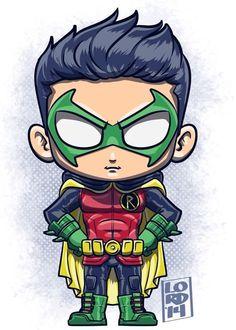 #Robin #Fan #Art. (Chibi Robin) By: Lord Mesa. ÅWESOMENESS!!!™ ÅÅÅ+
