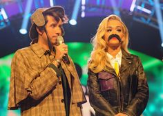 Pin for Later: This Week's Can't-Miss Celebrity Photos  Nick Grimshaw and Rita Ora got into the Halloween spirit by hosting the Radio One Teen Awards in costumes that represented the nominees.