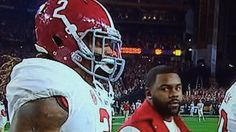 Derrick Henry is so big he makes Mark Ingram look like a recruit	+ posted by SB Nation College News on Jan 11, 2016