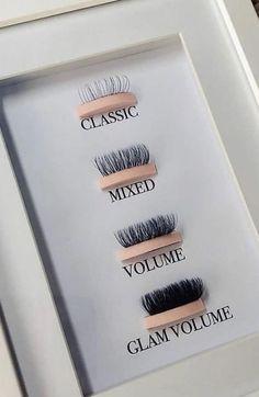 Eyelashes How To Apply, Kiss Eyelashes, Longer Eyelashes, Schönheitssalon Design, Eyelash Extensions Before And After, Eyelash Studio, Eyelash Extensions Styles, Eyebrow Extensions, Esthetics Room