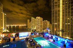 Stunning Luxury Accommodation- EPIC Miami Hotel