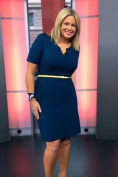 Karen Gee | Opulent Dress In Navy