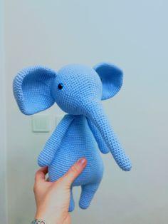 Amigurumi elephant ❣️❣️