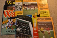 How to get to any match ever. Northampton Town, Watford, Bournemouth, Hornet, Preston, Heaven, How To Get, Baseball Cards, Sky
