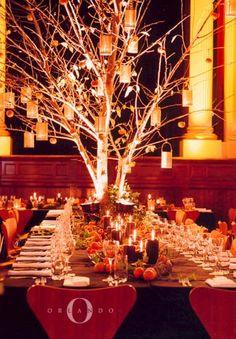 Willow Tree Branch. of small tree centerpieces