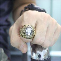 Custom 1968 Boston Celtics Basketball World Championship Ring