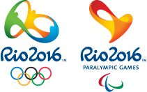I have my sights set on the Olympics 2016 in Rio.  Who's coming with me?!  Rio 2016™ Olympic Games emblem