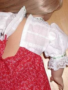 how to...really good tips for constructing doll clothes