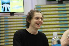 Evan peters Comic con 2015
