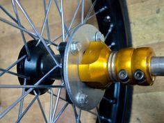 cyclekart-fr passionne de cyclekart Drift Trike Motorized, Bicycle Cart, Soap Box Cars, Custom Trikes, Welding And Fabrication, Trailer Interior, Bike Trailer, Car Racer, Cargo Bike