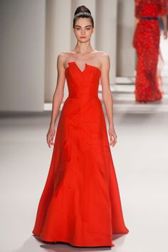 FALL 2014 RTW CAROLINA HERRERA