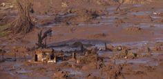 Samarco Vale e BHP assumem responsabilidade por tragédia em MG