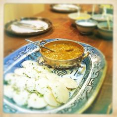 #masala #idlis to start. What's next? Southern Indian Cooking at the @Food at 52 Cookery School kitchen