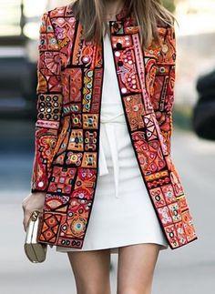 womens fashion trends that look trendy! Boho Fashion, Autumn Fashion, Fashion Outfits, Womens Fashion, Fashion Design, Fashion Ideas, Ladies Fashion, Classy Fashion, Style Fashion