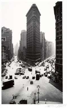 Flatiron, NYC   1934