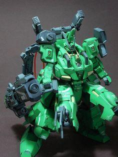 Hulk Gundam