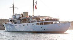 Luxury 65m Classic motoryacht SHEMARA