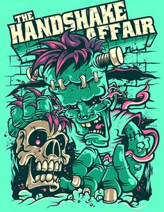 THE HANDSHAKE AFFAIR by mrchugchug on deviantART