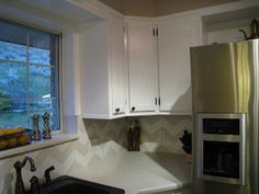 diy Kitchen cabinet reface