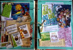 Taller Creativo Xinia Quesada Smashbook: 23 de Abril Día del Libro