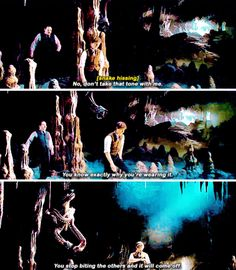 Fantastic Beasts deleted scene