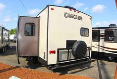 2016 New Forest River CASCADE Travel Trailer in Washington WA.Recreational Vehicle, rv, 2016 FOREST RIVER CASCADE, This new 2016 Forest River Cascade 274RK is equipped with one slide out, a cozy sleeper sofa, dual lounge chairs and space for an LCD TV in