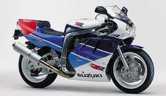 GSX-R 750RR Limited edition, 1989
