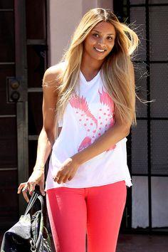 Ciara long Hair