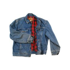 Vintage winter blanket lined Wrangler denim trucker jean jacket Large (70 CAD) ❤ liked on Polyvore featuring outerwear, jackets, tops, coats & jackets, pocket jacket, blue jean jacket, blue jackets, blanket lined denim jacket and jean jacket