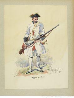 France Regiment de la Marine