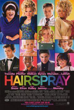 Мишель Пфайффер, Джон Траволта, Кристофер Уокен, Куин Латифа, Джеймс Пол Марсден in Hairspray (2007), фото: imdb